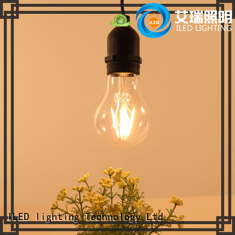 A60 LED Light Bulb 4W 2700K E27 Lamp Base