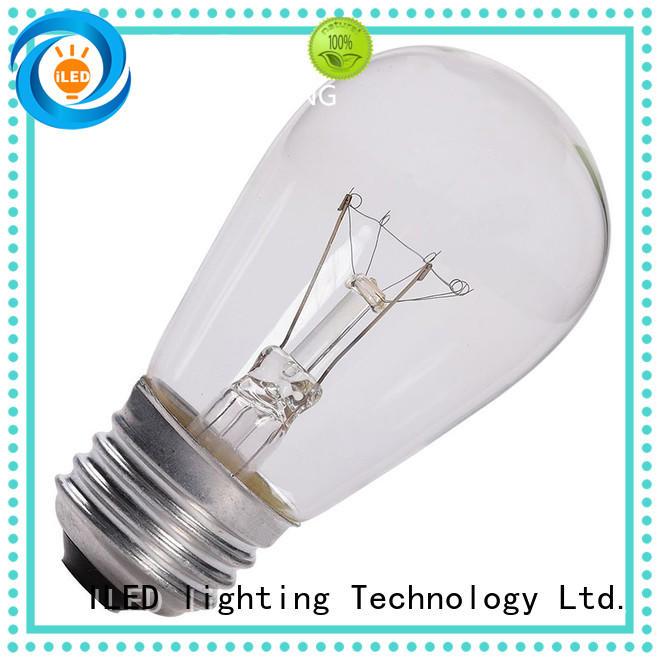 ILED edison led light bulb lamp for office