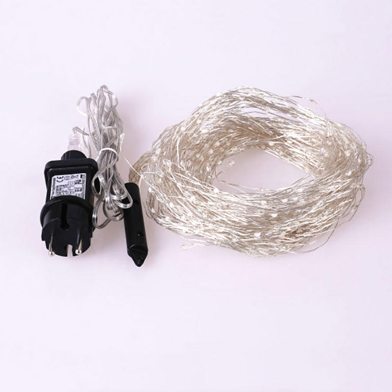 10 sets*2M 200 LED Copper wire Fairy String Lights LED Vines Branch lights for Christmas Tree Party Decor