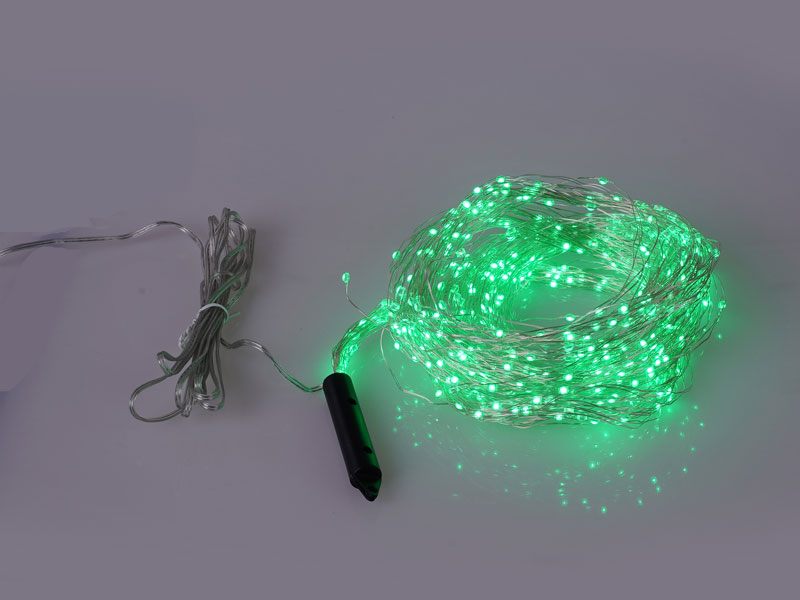 ILED plug in wire fairy lights customized for weddings-2