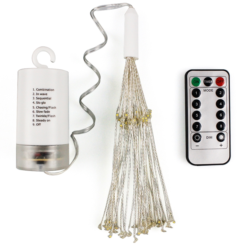 ILED battery operated fairy lights lamp for decoration-1