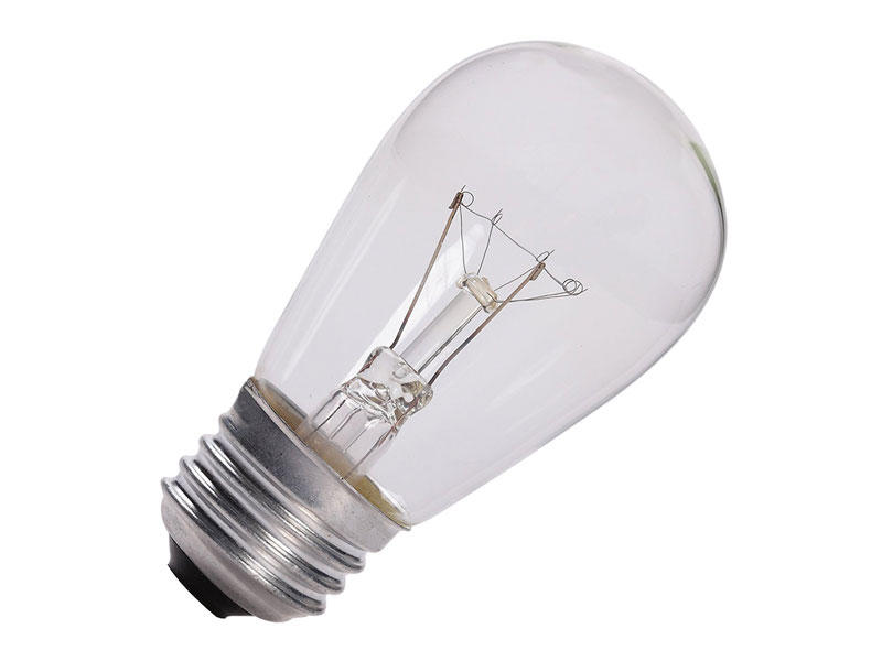 antique edison bulb customized for cafe