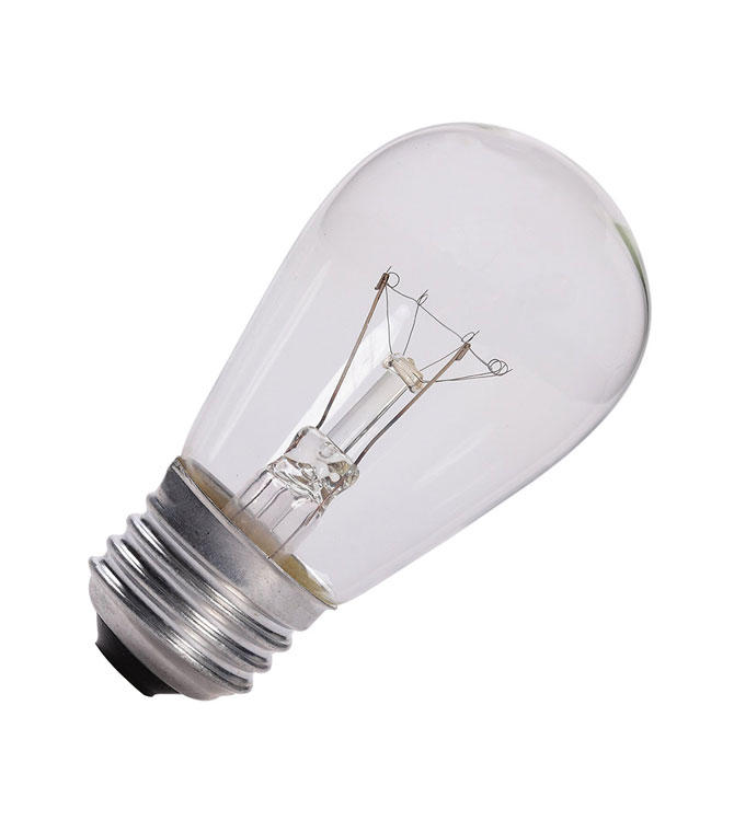 11w edison lamp supplier for cafe