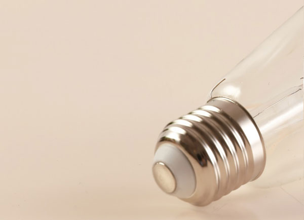 A60 LED Light Bulb 4W 2700K E27 Lamp Base-4