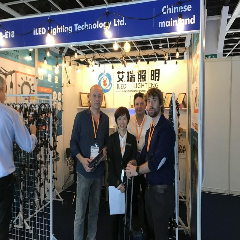 2017 HongKong Spring Lighting Fair