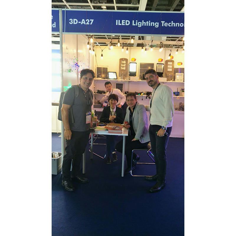 2018 HK Lighting Fair