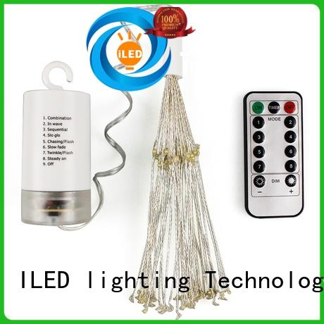 copper wire lights battery operated lamp for decoration