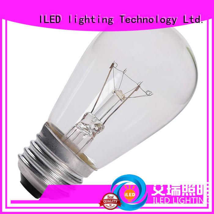 ILED edison bulb customized for office