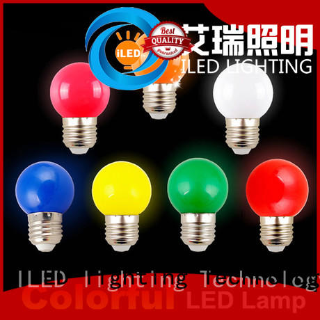 ILED durable dimmable led light bulbs lamp for party