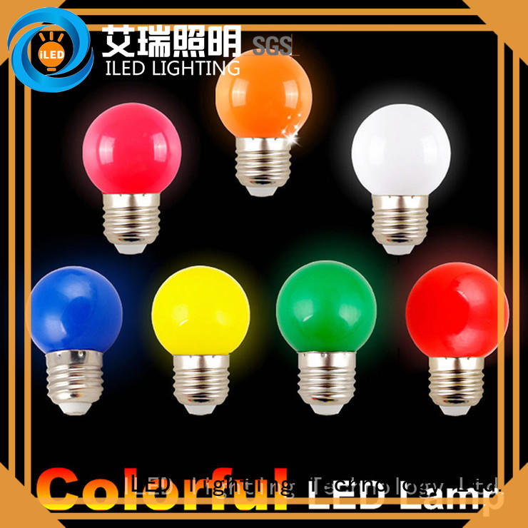 ILED 1w dimmable led light bulbs design for wedding