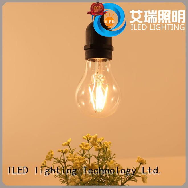 ILED energy saving light bulbs manufacturer for wedding