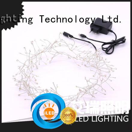plug in fairy lights for christmas ILED