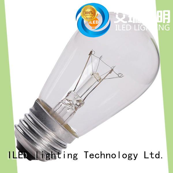 standard edison bulb supplier for restaurant