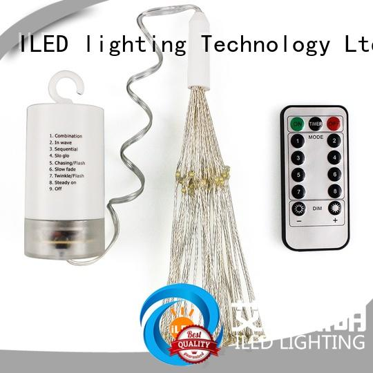 ILED battery christmas lights supplier for decoration