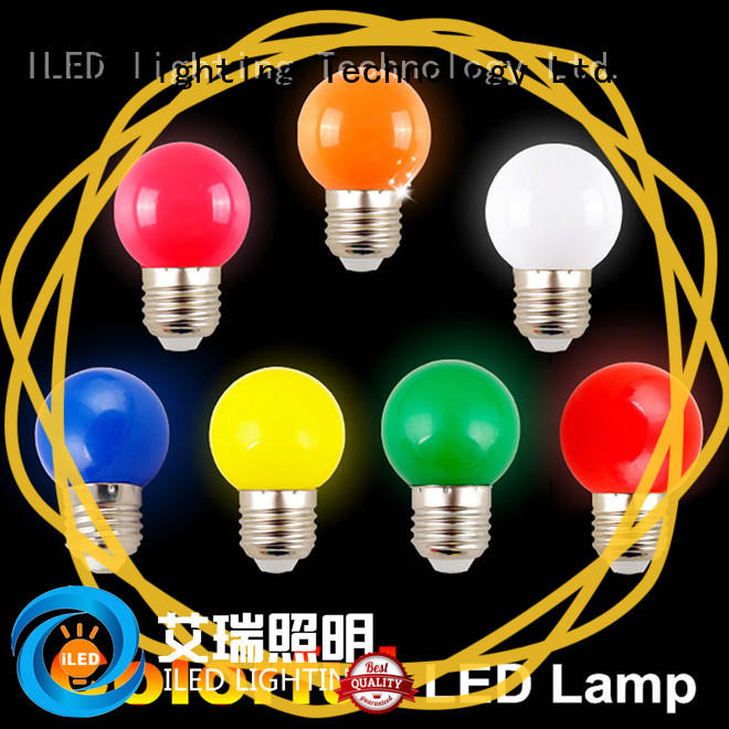 ILED outdoor led bulbs supplier for indoor