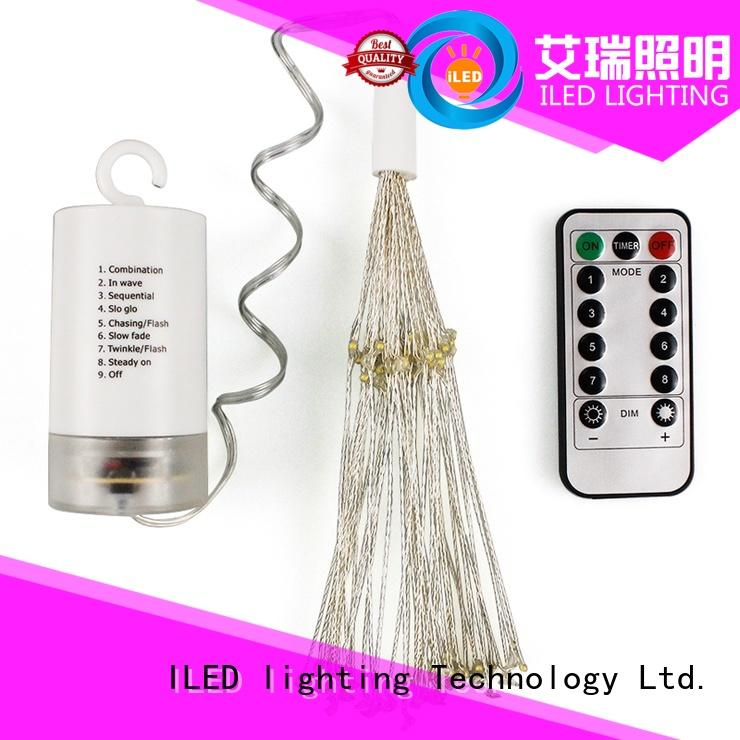 starry battery operated fairy lights manufacturer for bistro