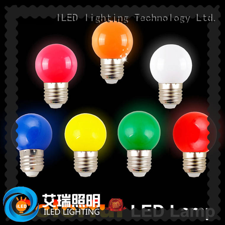 4w dimmable led light bulbs design for indoor