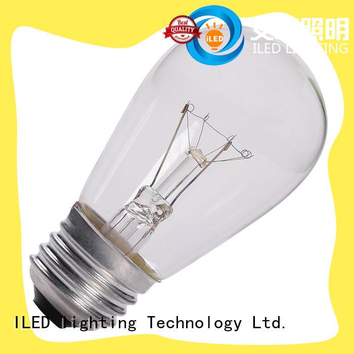 Edison Light Bulb E27/E26/B22 S14 11W