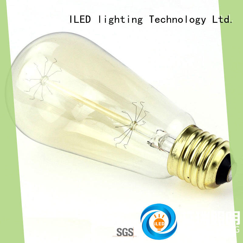 commercial edison led light bulb supplier for bedroom