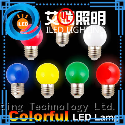 ILED outdoor led bulbs supplier for decor