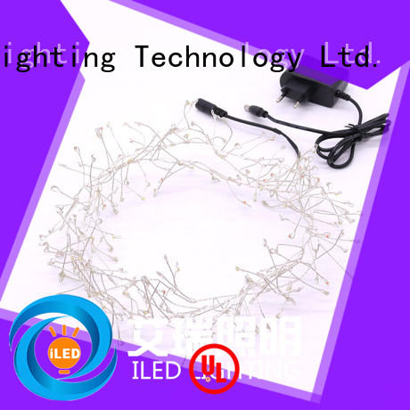 plug in wire fairy lights 200 for bedroom ILED