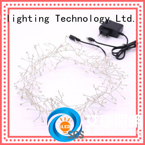 operated fairy lights adaptor plug lamp for party
