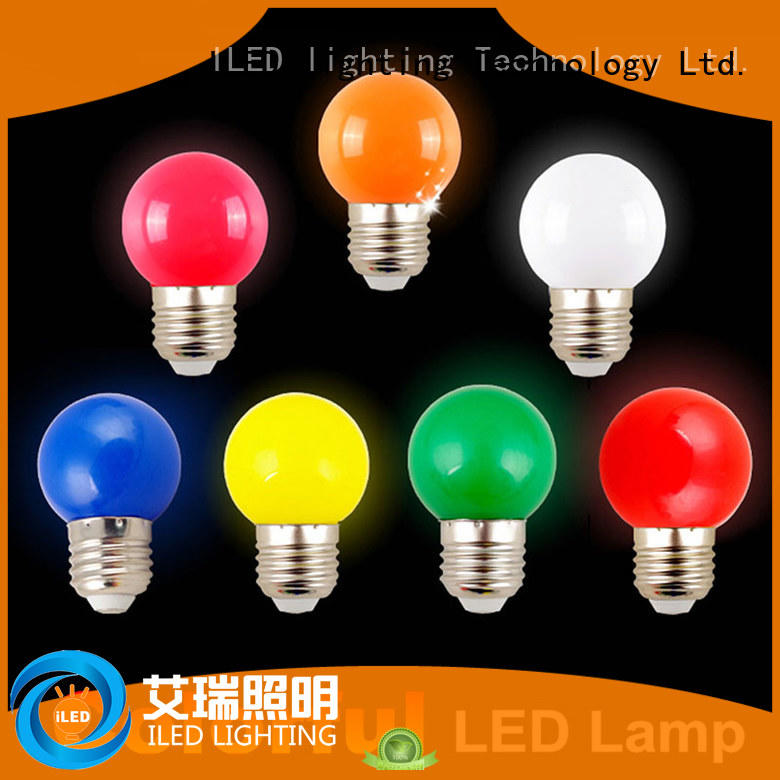 led light bulbs for indoor ILED