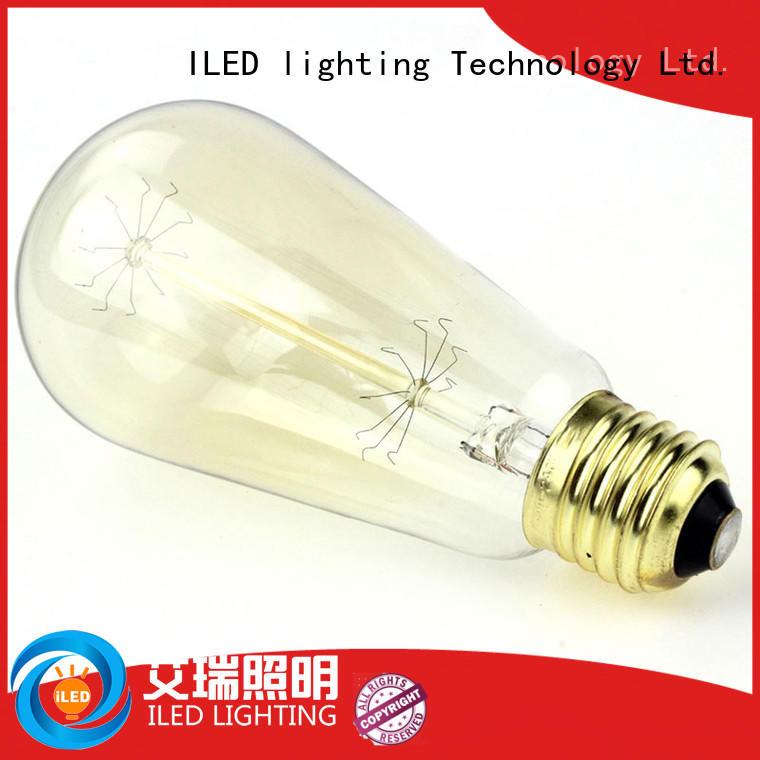 pendant edison led light bulb manufacturer for bedroom