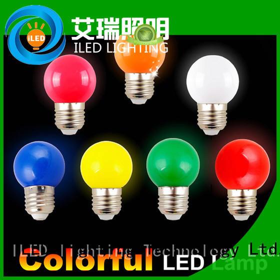 G45 LED E27 Light Bulb 1W 2700K Festival Wedding Party Decor