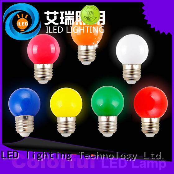 ILED best led light bulbs series for indoor