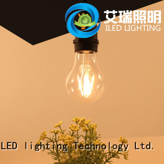 ILED energy saving light bulbs manufacturer for indoor