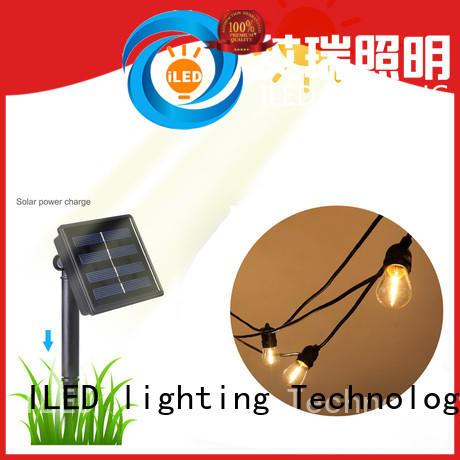 ILED festoon lights lamp for garden