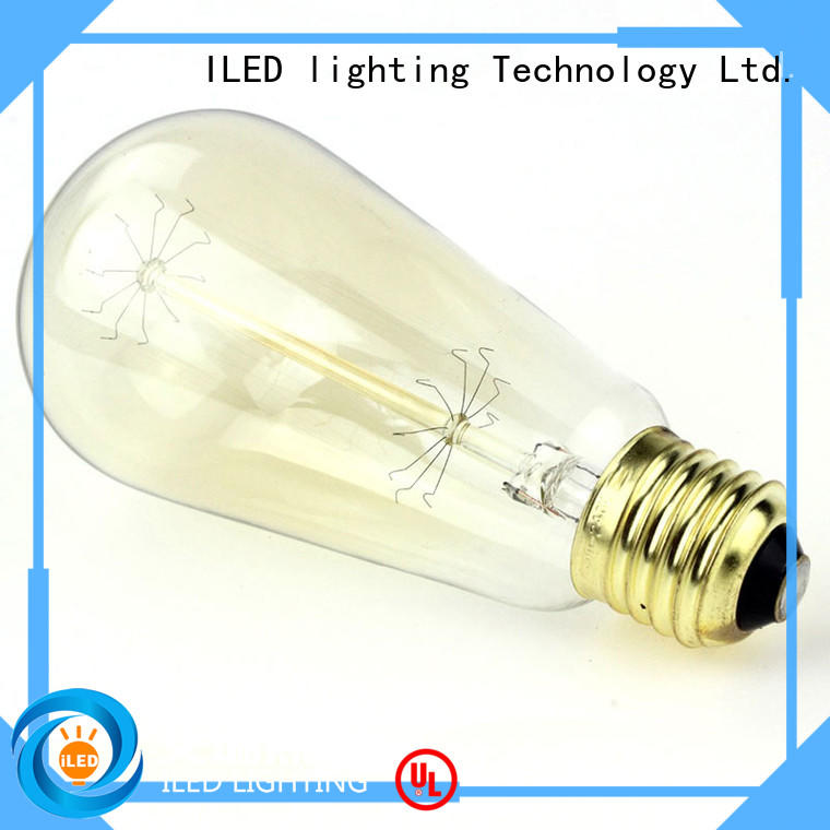 edison edison led light bulb lamp for restaurant