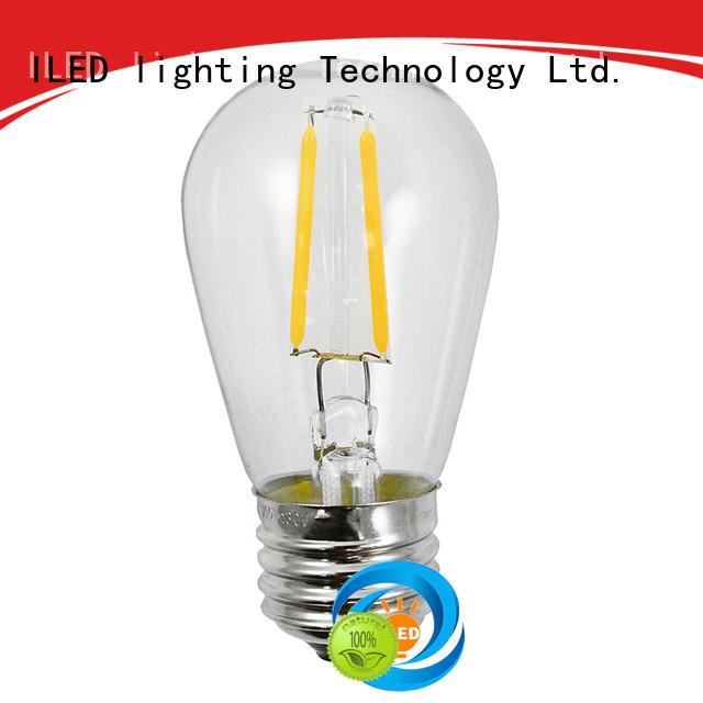 ILED outdoor led bulbs design for decor