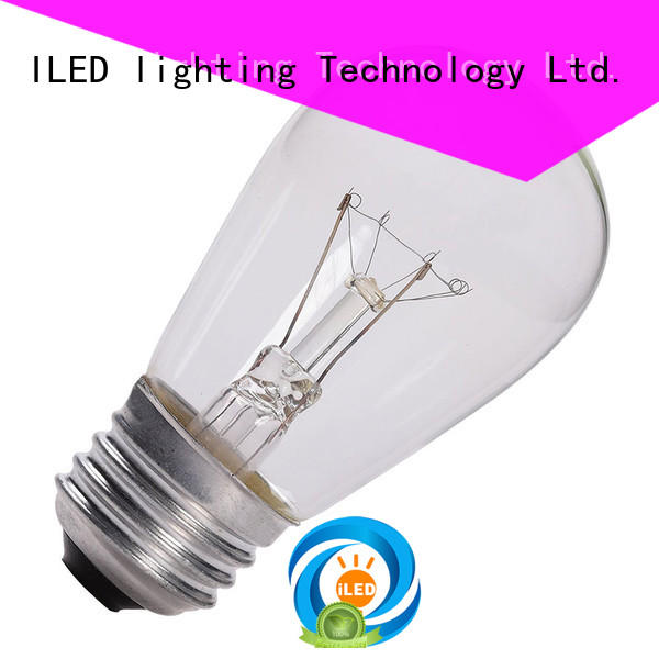 ILED edison bulb supplier for restaurant