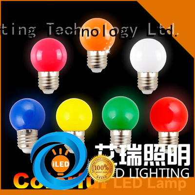 ILED durable dimmable led light bulbs series for party