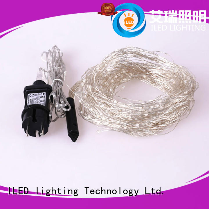 decor plug in wire fairy lights lamp for weddings