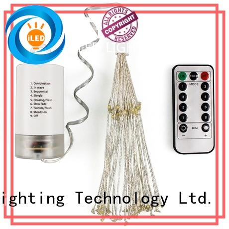 powered copper wire fairy lights battery operated manufacturer for wedding