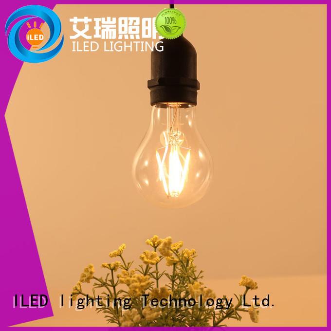 ILED professional home led bulbs 2700k for decor