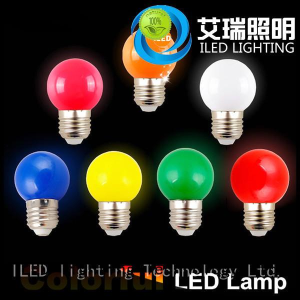 ILED festival outdoor led light bulbs design for wedding