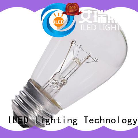 ILED environmental edison lamp lamp for restaurant