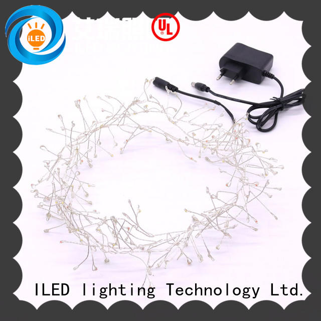 LED Copper Fairy Light 2M 200LEDs Firecrackers Shape Lamp