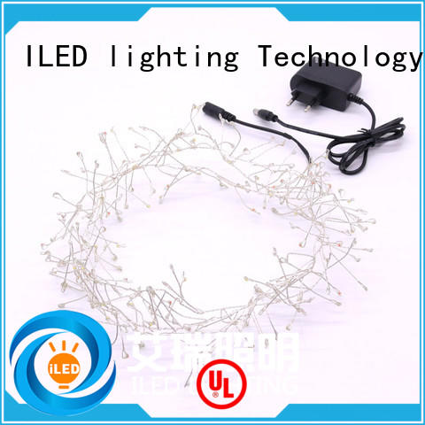 led plug in led fairy lights dimmable ILED