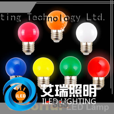 ILED professional dimmable led light bulbs series for indoor