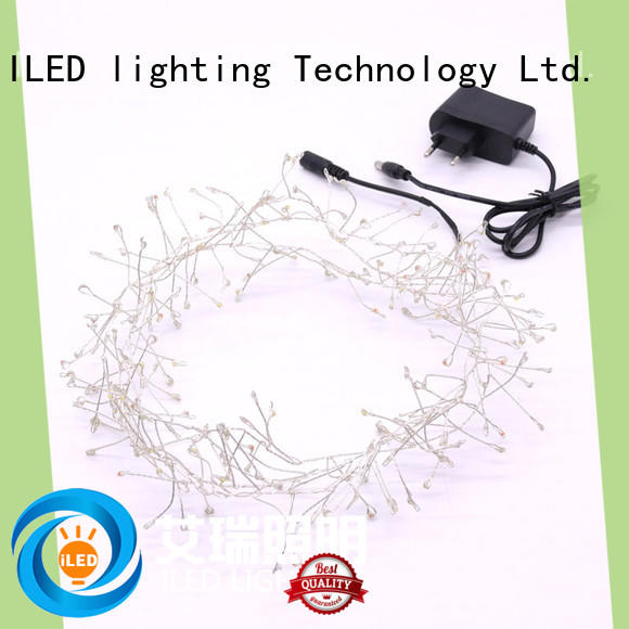 ILED plug in fairy lights manufacturer