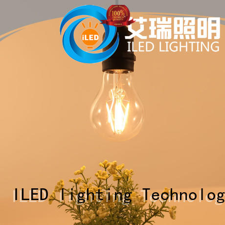 ILED clear home led bulbs series for wedding