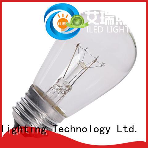 ILED edison style light bulbs 25w