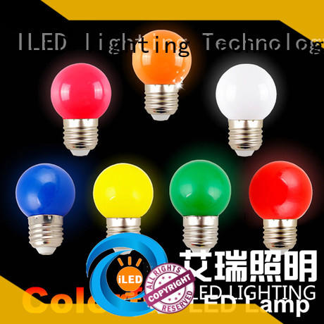 ILED 2700k outdoor led bulbs supplier for indoor