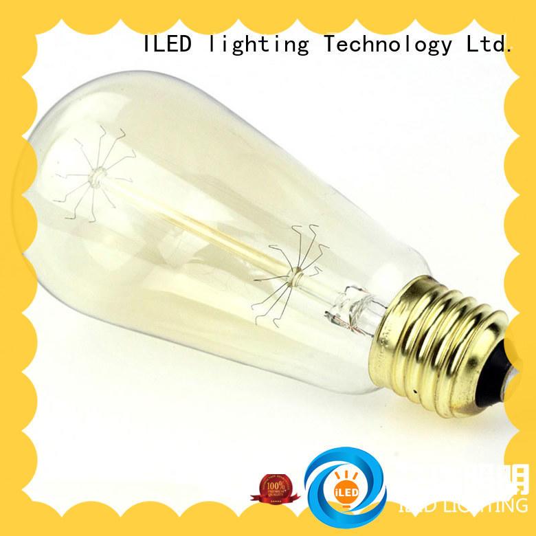 commercial edison led light bulb customized for bedroom