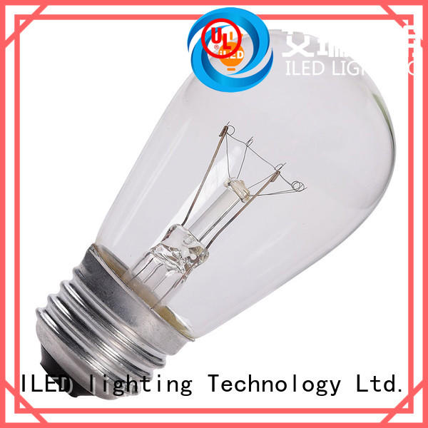 ILED st64 edison style light bulbs lamp for office